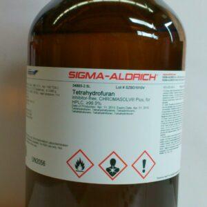 TETRAHIDROFURANO HPLC 2,5 L SIGMA 34865