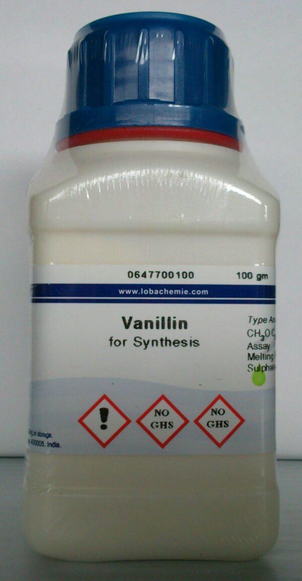 VAINILLINA 99% 100 g L.CHEMIE 6477