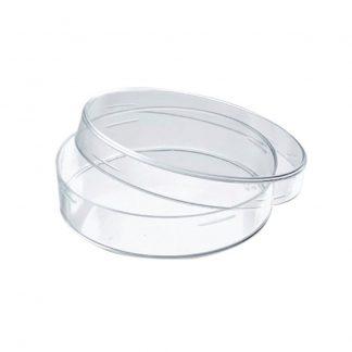 Placa petri Caja x 500 plástica de laboratorio - 90 x 15 milímetros