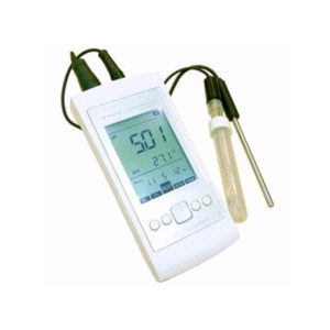 Medidor de ph portátil HP9010 Tester Trans Instruments