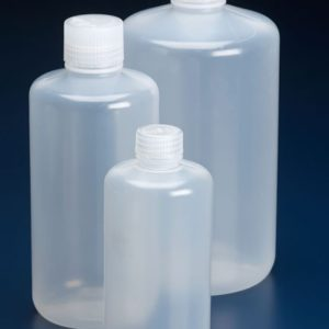 BOTELLA REDONDA POLIPROPILENO 250 ml. BNP0250P. MARCA AZLON