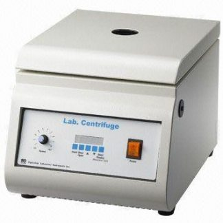 CENTRÍFUGA PARA 24 MICRO TUBOS TIPO EPPENDORF DE 1.5 ml. MODELO DSC-101SD. MARCA DIGISYSTEM