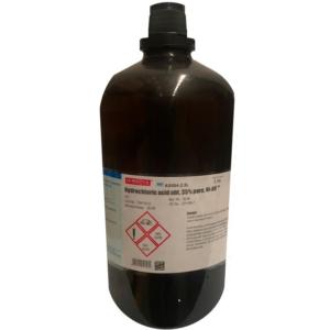 Ácido Clorhidrico AS004