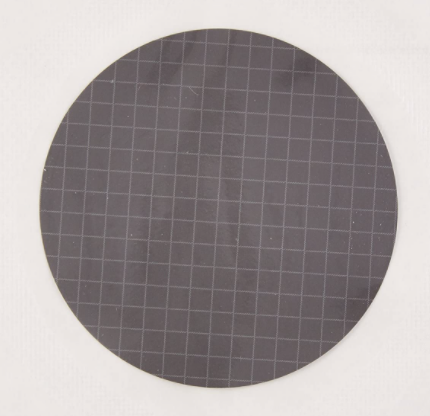 Membrana negra cuadricula blanca