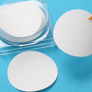 Papel filtro fibra de cuarzo